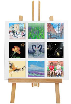 iPad prints