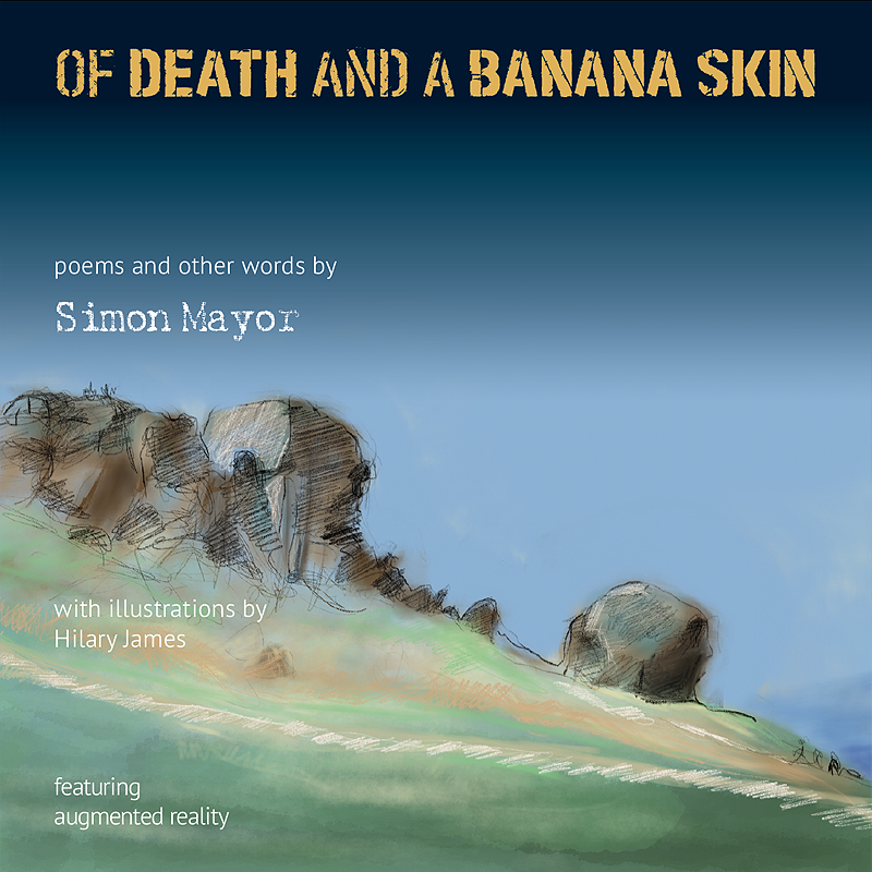 Of Death And A Banana Skin ILKLEY COVER